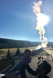 Yellowstone National Park | Old Faithful