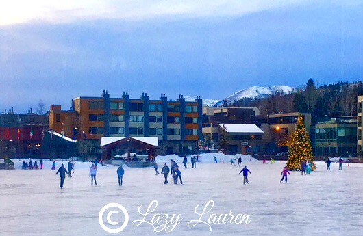 Keystone Colorado Ice Skating