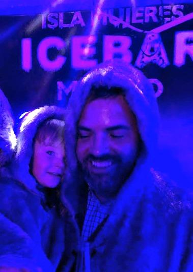 Isla Mujeres Ice Bar