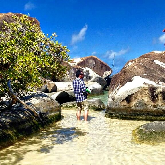 Virgin Islands on a budget | Virgin Gorda | BVI | island hopping