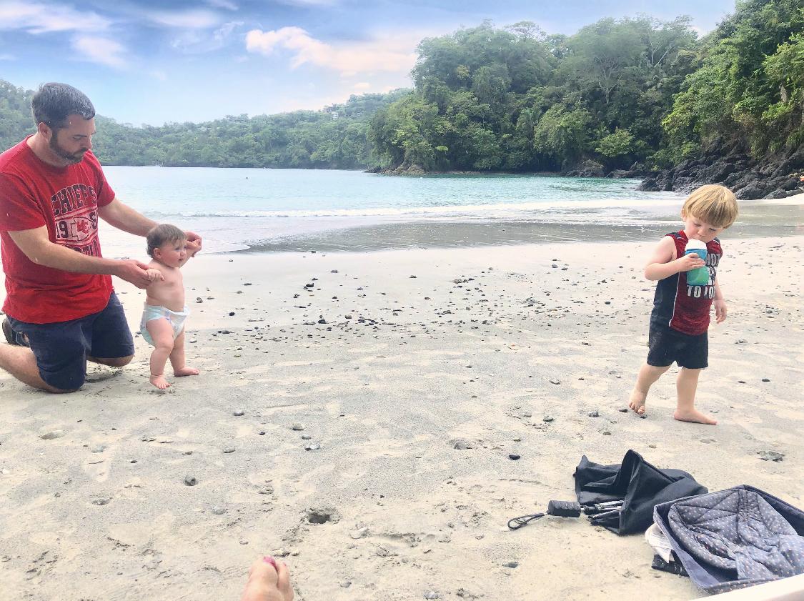 Manuel Antonio Costa Rica Baby Friendly