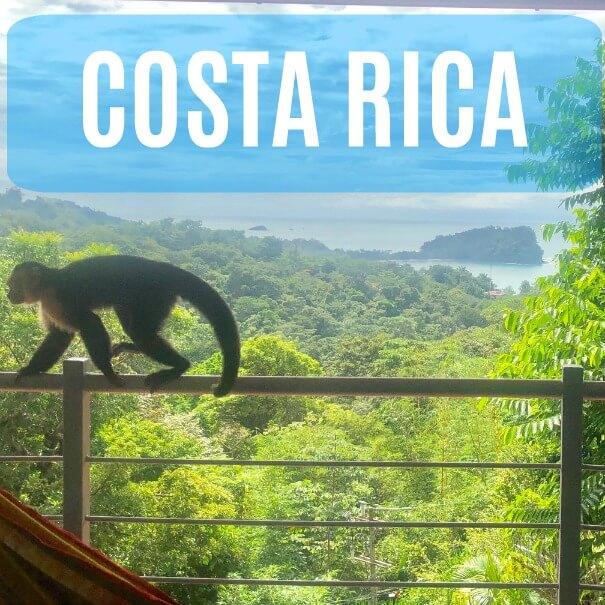 Costa Rica Manuel Antonio