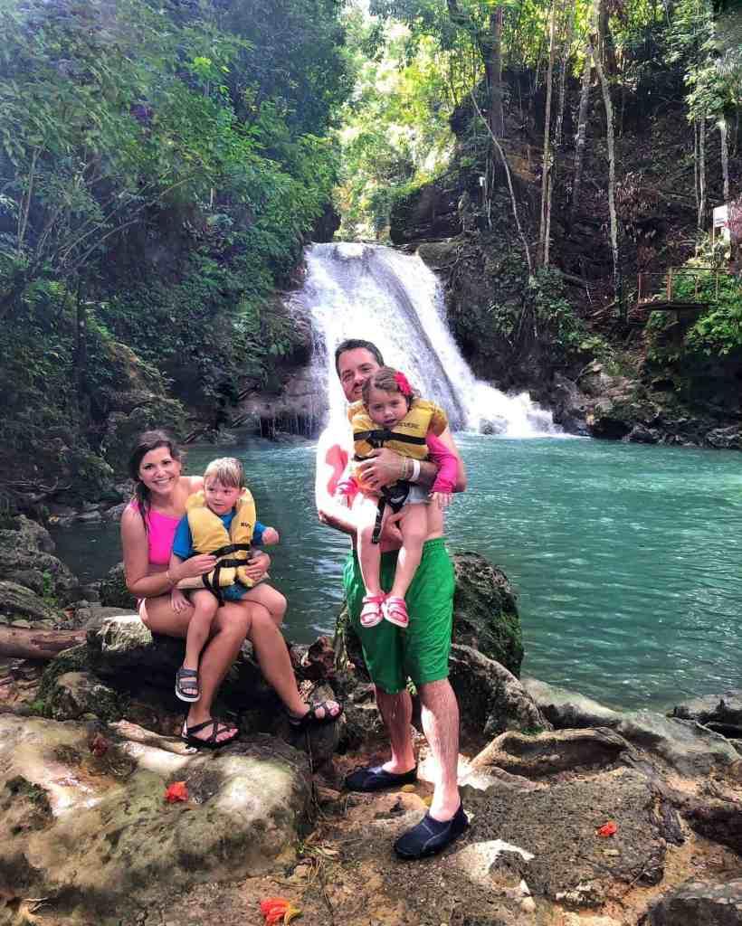 Ocho Rios with Kids