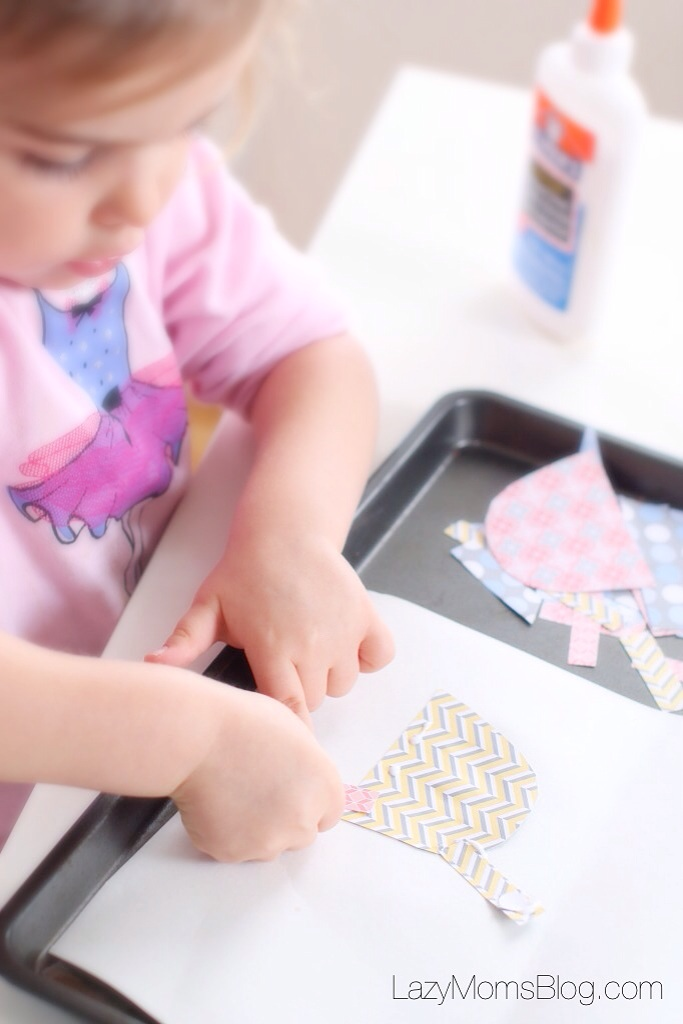 These Montessori inspired homeschool activities are perfect  for learning how to count and for developing imagination and fine motor skills