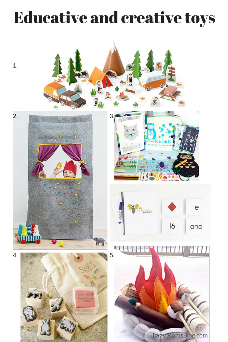Educative gift guide