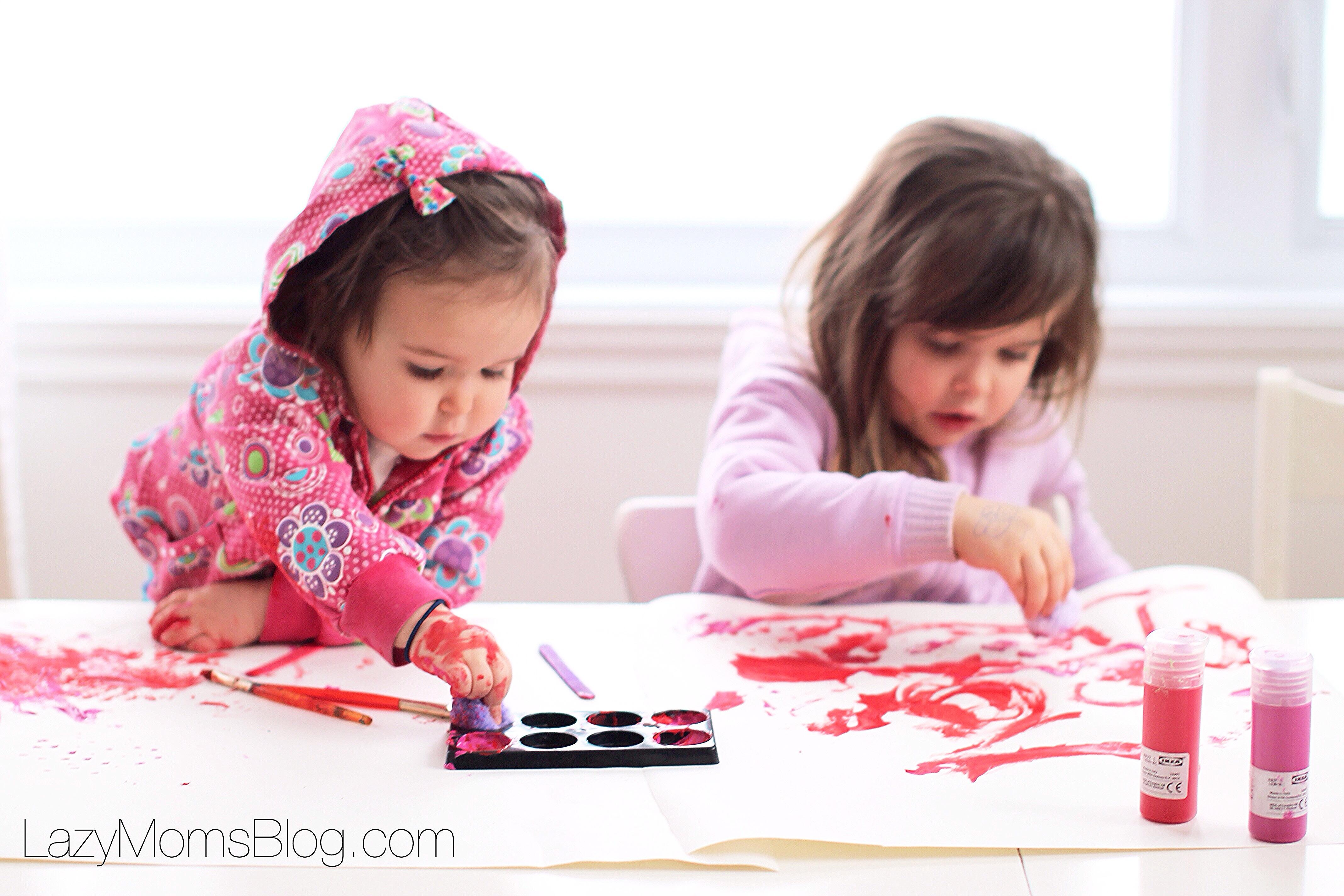 Kids crafts Archives - Lazy Mom\'s blog
