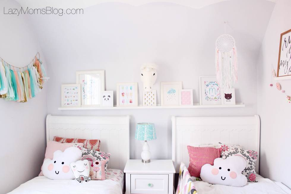 how to organize a room for a kids shared bedroom