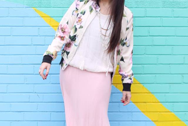 spring looks for less