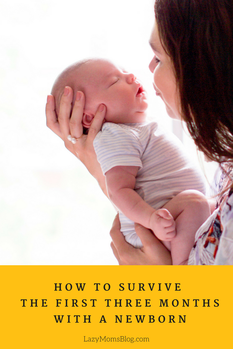 Great tips and tips from a mom of three- how to seyrvive the newborn phase, and how to have a better postpartum time