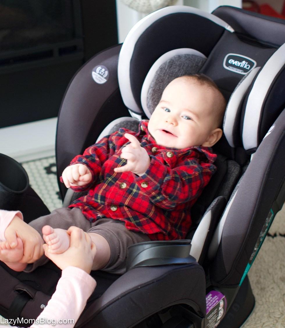 car seat hack
