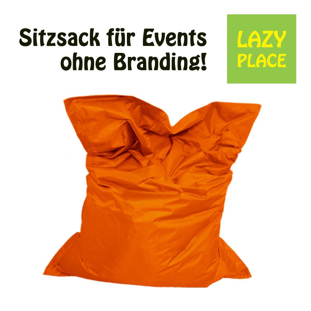 Lazy Place Sitzsack für Events