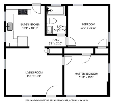 Seaside Heights Two Bedroom Suite, House, Apartment Rental