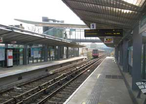 Langdon Park DLR Station