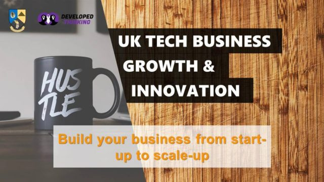 uk tech business growth  & innovation