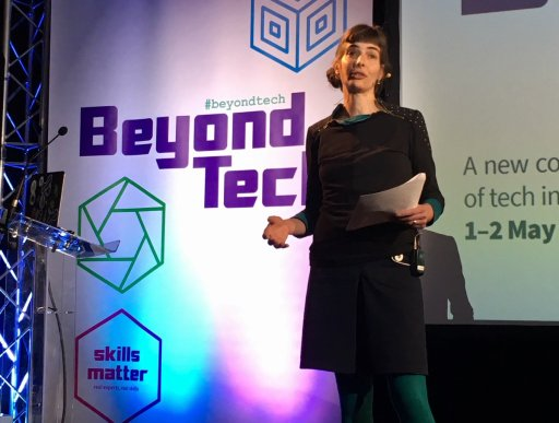 Wendy Devolder -Founder, BeyondTech 2019 Conference