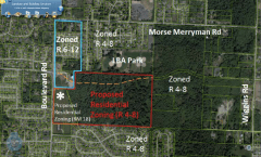 Further Clarification on Rezone