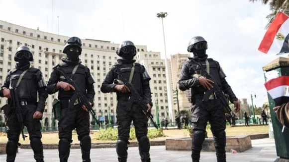 Image result for Egypt Security Forces Thwart Church Bombing
