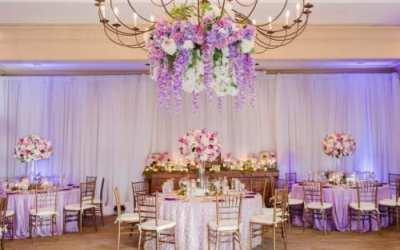 Lavender Floral Extravaganza