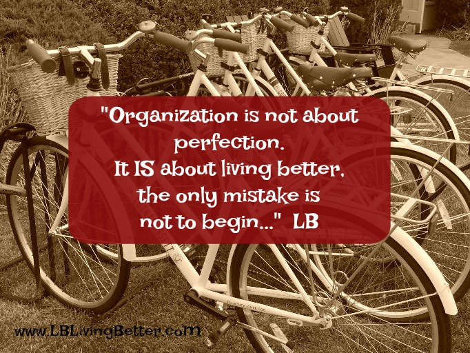 Virtual Organizing Services - LB Living Better