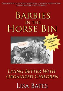 book cover Barbies in the Horse Bin