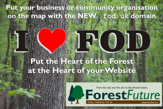 The new .fod.uk domain from Forest Future