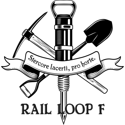 Rail Loop F logo