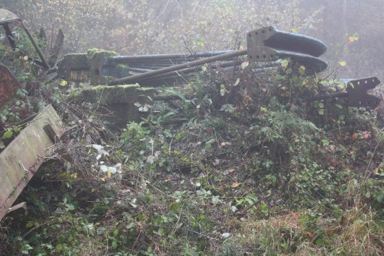 Sharlston Colliery pit wheel