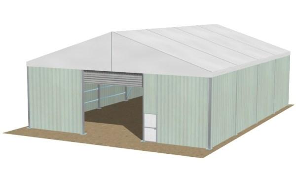 structure chapiteaux entrepôt 15 mètres