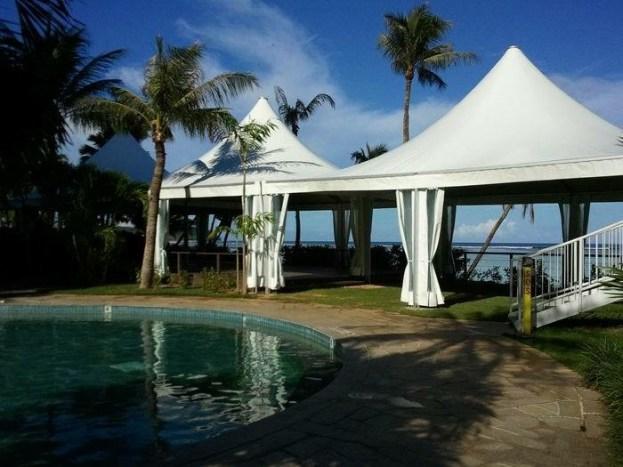 pagoda tent 10x10m -3