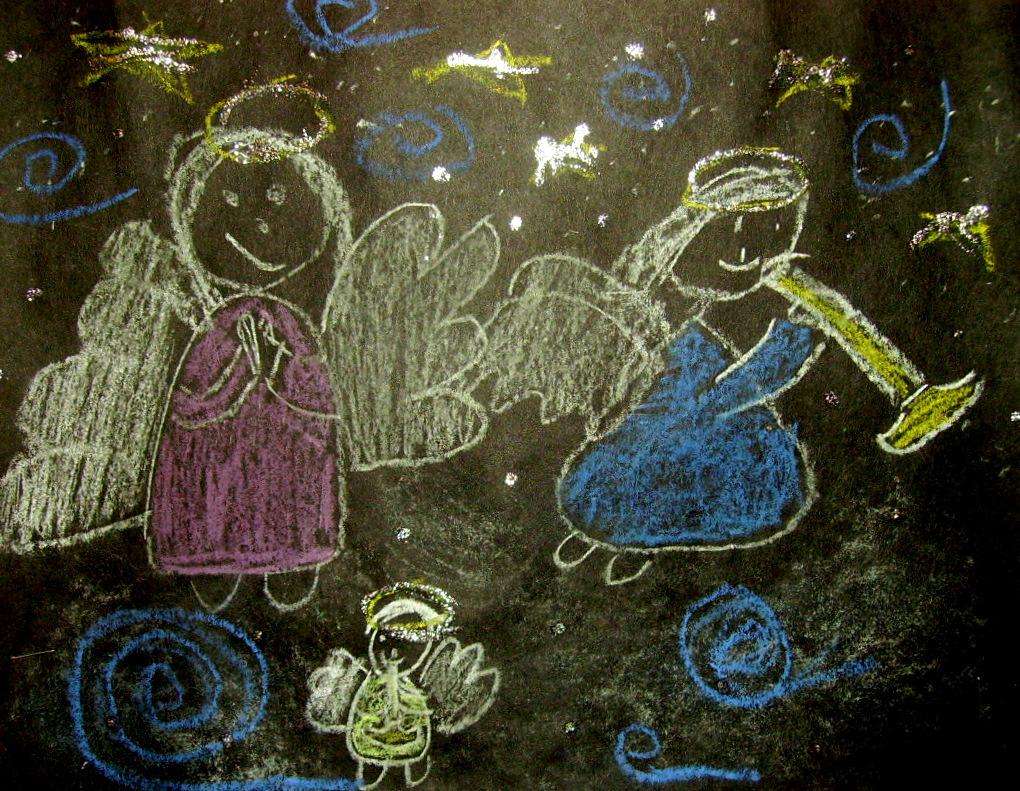Heavenly Daze Kids Amp Glitter
