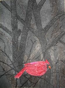 red bird a