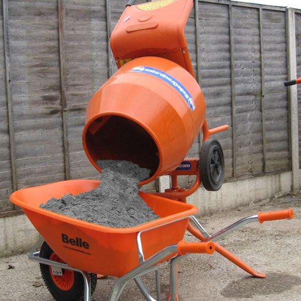 Belle Minimix 150 Concrete Mixer