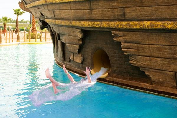 Pirates Plunge Pool  Orlando Hotels  Lake Buena Vista