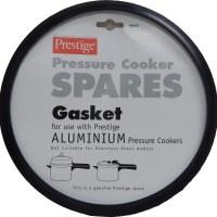 prestige pressure cooker gasket black
