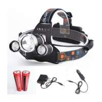 LED Headlight Outdoor Rechargeable Hunting Light