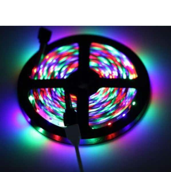 Led strip lights non waterproof lc sawh enterprises ltd led strip light non waterproof 5m flexible aloadofball Images