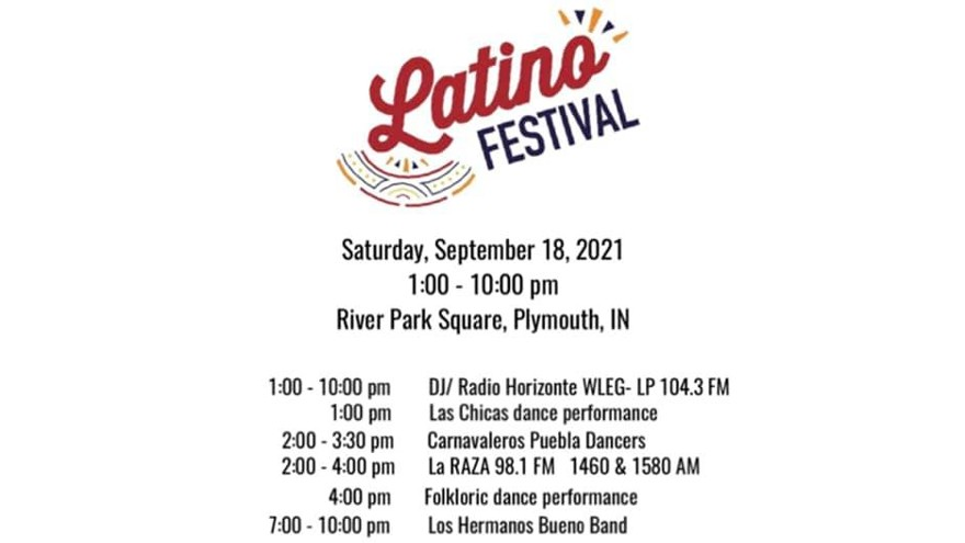 Latino Festival being hosted in River Park Square via @joinlcac
