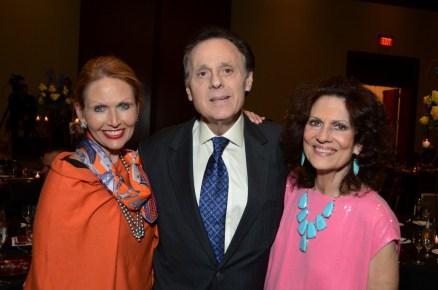 Mary Grace Gray, Tony, Donna Vallone