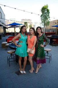 Dawn Nguyen with friends