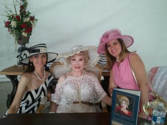 Gabriela Dror, Joanne King Herring, Pily Simon