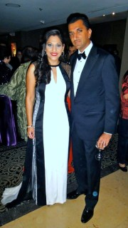 Sippi Singh and Ajay Khurana