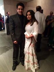 Ajay Gehi and Ruchi Mukherjee