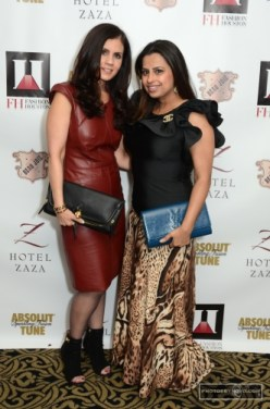 Azra Rauf and Ruchi Mukherjee