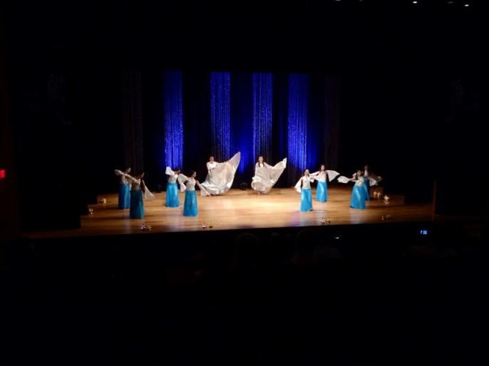 Rhythm India Dance Performance