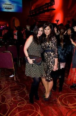 Azra Rauf and Shezi Kirmani