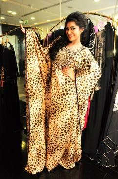 Model showcasing Ambreen Amin Design