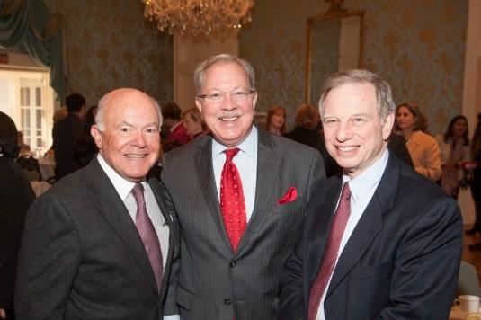 George Stark, Jay Harberg, J Kent Friedman