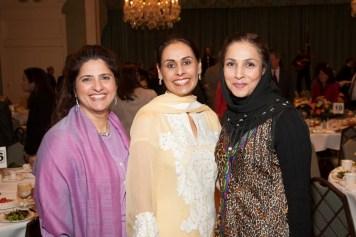 Shaista Bashir, Tehmina Masud, Monira Kundi