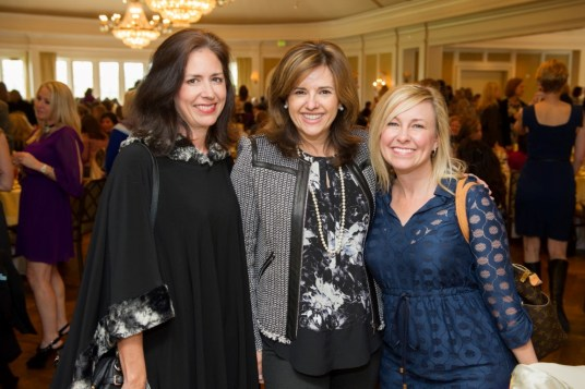 Elizabeth Darnall, Cindy O'Donnell, Carrie Pearson