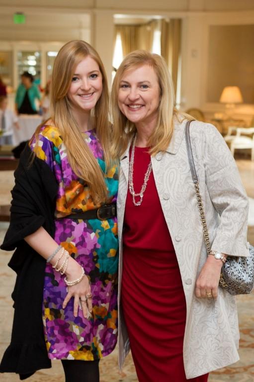 Rachel Perrin, Lisa Hupp